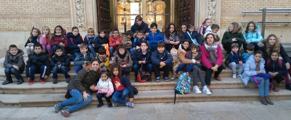 los hijos de los trabajadores de INTEGRA disfrutan del CAMPUS INTEGRA